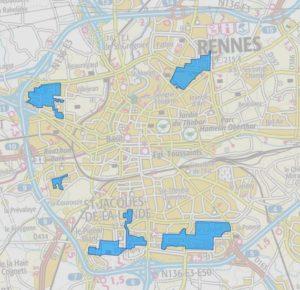 Rennes Quartier Prioritaire Rennes