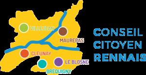 Logo Conseil Citoyen Rennais